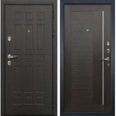 Входная дверь Лекс Сенатор 8 Верджиния Венге (панель №39)