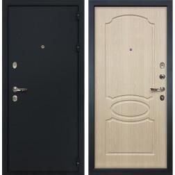 Входная стальная дверь Лекс 2 Рим Дуб беленый (панель №14)