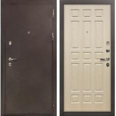 Входная дверь Лекс 5А Цезарь Дуб беленый (панель №28)