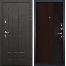 Входная дверь Лекс Сенатор 8 Новита Венге (панель №53)