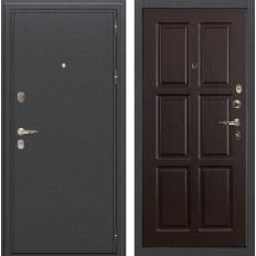 Входная дверь Лекс Колизей Ясень шоколад (панель №84)