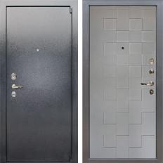 Входная дверь Лекс 3 Барк Квадро Софт графит (панель №72)