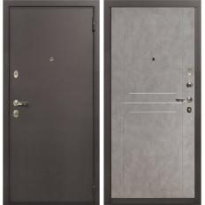 Входная дверь Лекс 1А Бетон серый (панель №81)