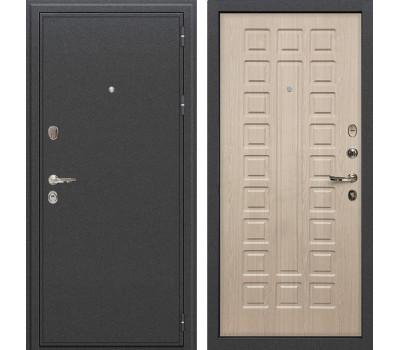 Входная стальная дверь Лекс Колизей Дуб беленый (панель №20)