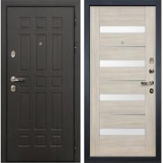 Входная дверь Лекс Сенатор 8 Сицилио Ясень кремовый (панель №48)
