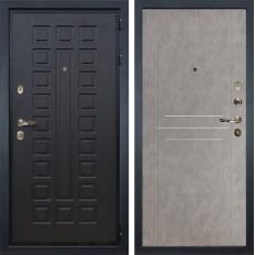 Входная дверь Лекс Гладиатор 3К Бетон серый (панель №81)