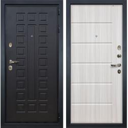 Входная дверь Лекс Гладиатор 3К Сандал белый (панель №42)