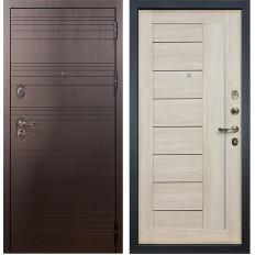 Входная дверь Лекс Легион Верджиния Ясень кремовый (панель №40)
