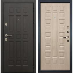 Входная дверь Лекс Сенатор 8 Дуб беленый (панель №20)