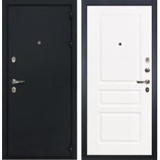 Входная дверь Лекс 2 Рим Софт белый снег (панель №94)