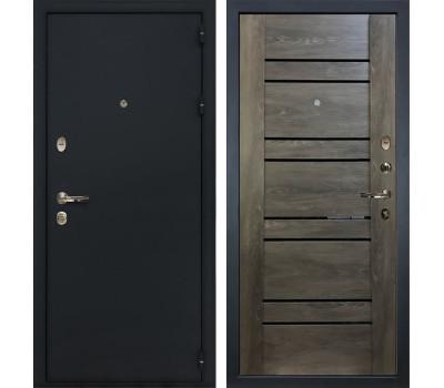 Входная стальная дверь Лекс 2 Рим Терра Графит шале (панель №64)
