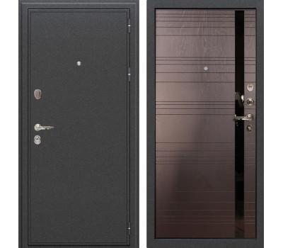 Входная стальная дверь Лекс Колизей Ясень шоколад (панель №31)