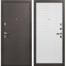 Входная дверь Лекс 1А Ясень белый (панель №36)