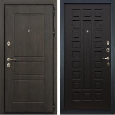 Входная дверь Лекс Сенатор Винорит Венге (панель №21)