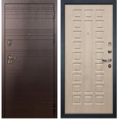 Входная дверь Лекс Легион Дуб беленый (панель №20)