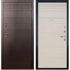 Входная дверь Лекс Легион Дуб фактурный кремовый (панель №63)