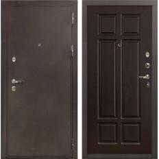 Входная дверь Лекс 5А Цезарь Ясень шоколад (панель №88)