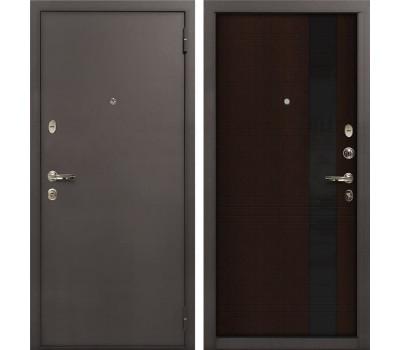 Входная стальная дверь Лекс 1А Новита Венге (панель №53)