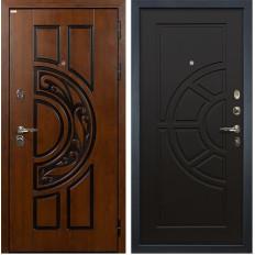 Входная дверь Лекс Спартак Cisa Венге (панель №43)
