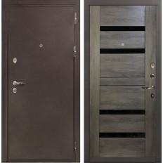 Входная дверь Лекс 5А Цезарь Неро Графит шале (панель №65)