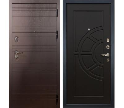 Входная стальная дверь Лекс Легион 3К Венге (панель №43)