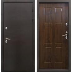 Входная дверь с терморазрывом Лекс Термо Стандарт 3К (Грецкий орех)