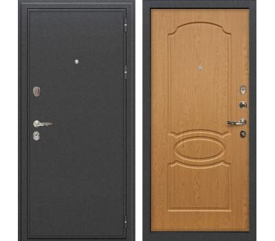 Входная стальная дверь Лекс Колизей Дуб натуральный (панель №15)