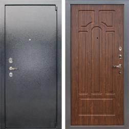Входная стальная дверь Лекс 3 Барк (Серый букле / Береза мореная) панель №26