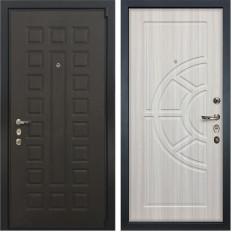 Входная дверь Лекс 4А Неаполь Mottura Сандал белый (панель №44)