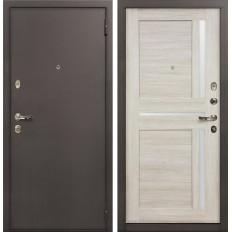 Входная дверь Лекс 1А Баджио Ясень кремовый (панель №49)