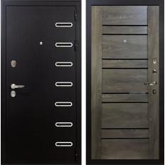 Входная дверь Лекс Витязь Терра Графит шале (панель №64)
