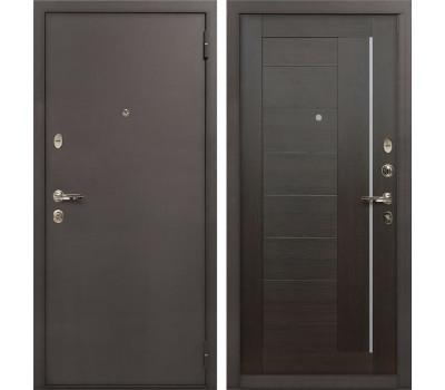 Входная стальная дверь Лекс 1А Верджиния Венге (панель №39)