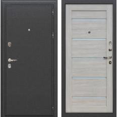 Входная дверь Лекс Колизей Клеопатра-2 Ясень кремовый (панель №66)