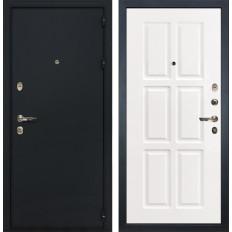 Входная дверь Лекс 2 Рим Софт белый снег (панель №85)