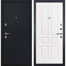 Входная дверь Лекс 2 Рим Софт белый снег (панель №87)