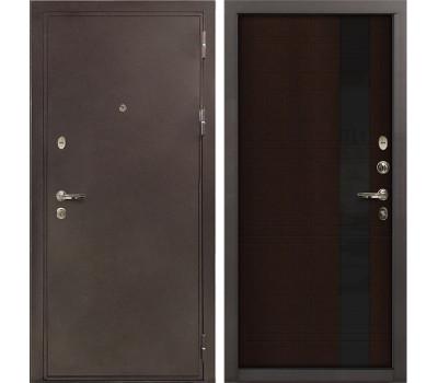 Входная стальная дверь Лекс 5А Цезарь Новита Венге (панель №53)