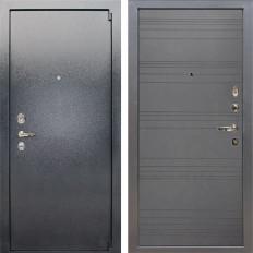 Входная дверь Лекс 3 Барк Графит софт (панель №70)