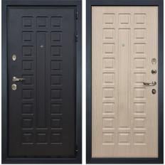 Входная дверь Лекс Гладиатор 3К Дуб беленый (панель №20)