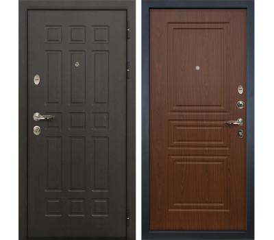 Входная металлическая дверь Лекс Сенатор 8 Береза мореная (панель №19)