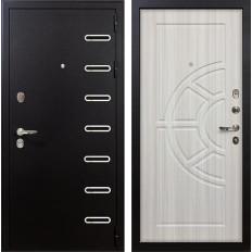 Входная дверь Лекс Витязь Сандал белый (панель №44)