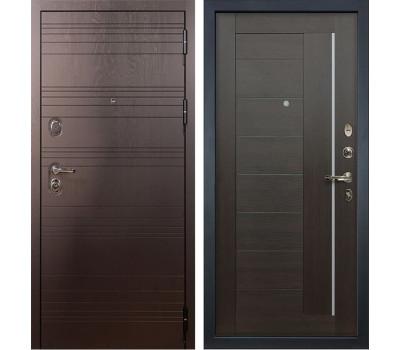 Входная стальная дверь Лекс Легион 3К Верджиния Венге (панель №39)