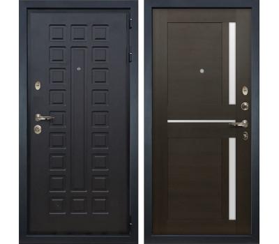 Входная металлическая дверь Лекс Гладиатор 3К Баджио Венге (панель №50)