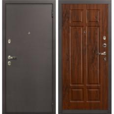 Входная дверь Лекс 1А Винорит дуб тёмный (панель №90)