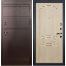 Входная дверь Лекс Легион Дуб беленый (панель №14)