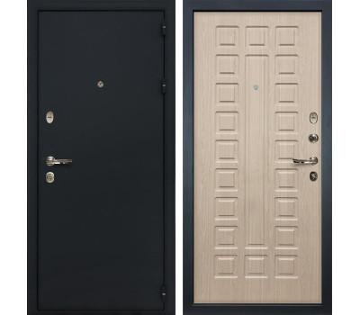 Входная стальная дверь Лекс 2 Рим Дуб беленый (панель №20)