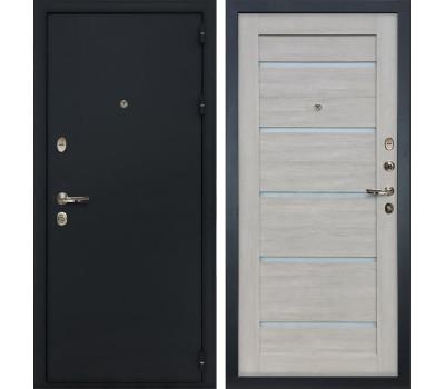 Входная стальная дверь Лекс 2 Рим Клеопатра-2 Ясень кремовый (панель №66)