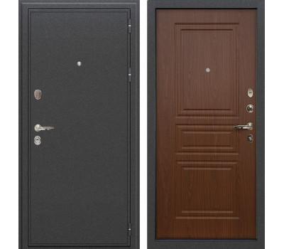 Входная стальная дверь Лекс Колизей Береза мореная (панель №19)