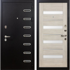 Входная дверь Лекс Витязь Сицилио Ясень кремовый (панель №48)