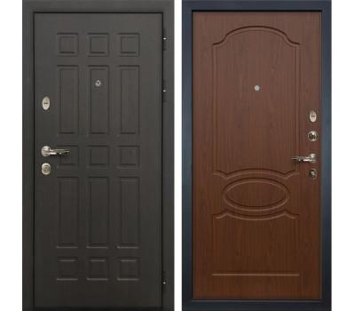 Входная металлическая дверь Лекс Сенатор 8 Береза мореная (панель №12)