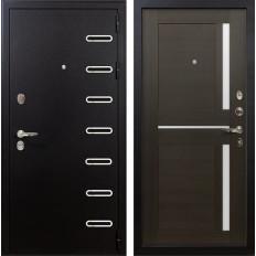 Входная дверь Лекс Витязь Баджио Венге (панель №50)